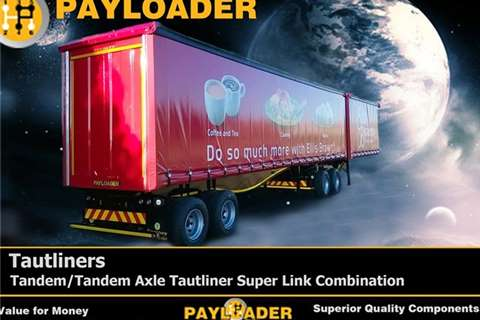 Payloader Trailers