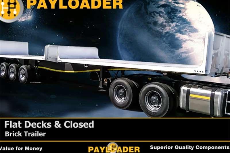 Payloader Brick Trailer Trailers
