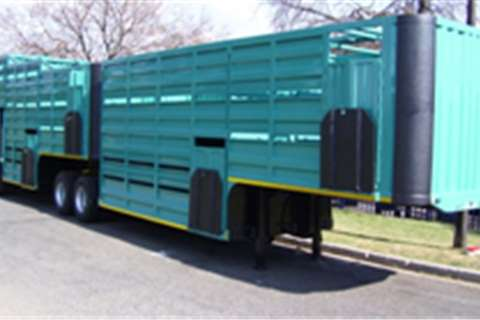 Payloader CATTLE /IFESTOCK TRAILER Trailers