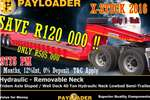 Trailers Payloader Lowbed NEW 2016 PAYLOADER 40 TON 2016