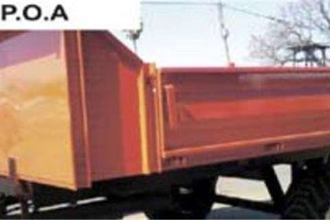 Trailers Platinum Hydraulic Tip Trailer- 0