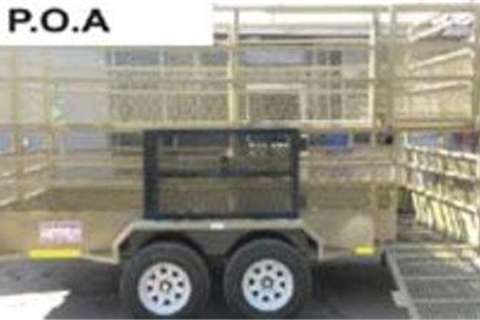 Trailers Platinum Sheep Trailer- 0
