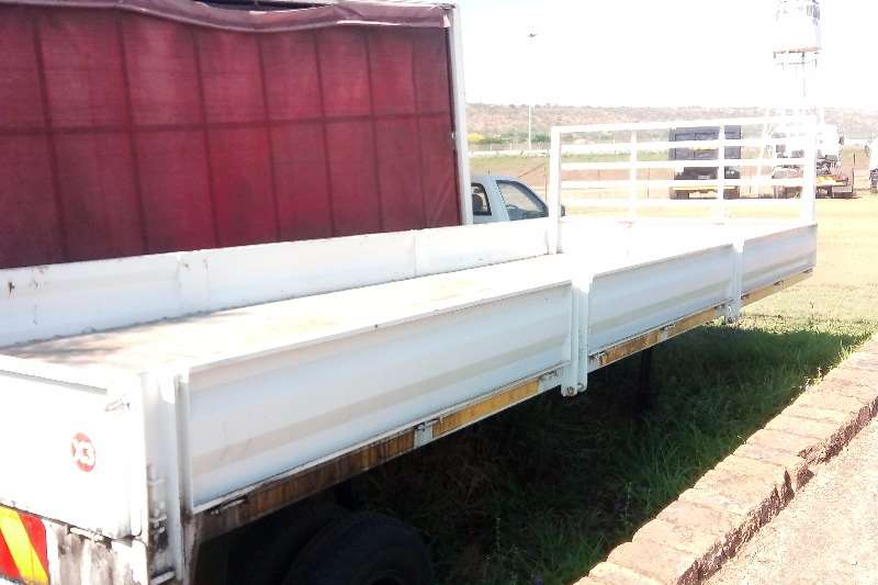 PONY TRAILER DROPSIDE Trailers