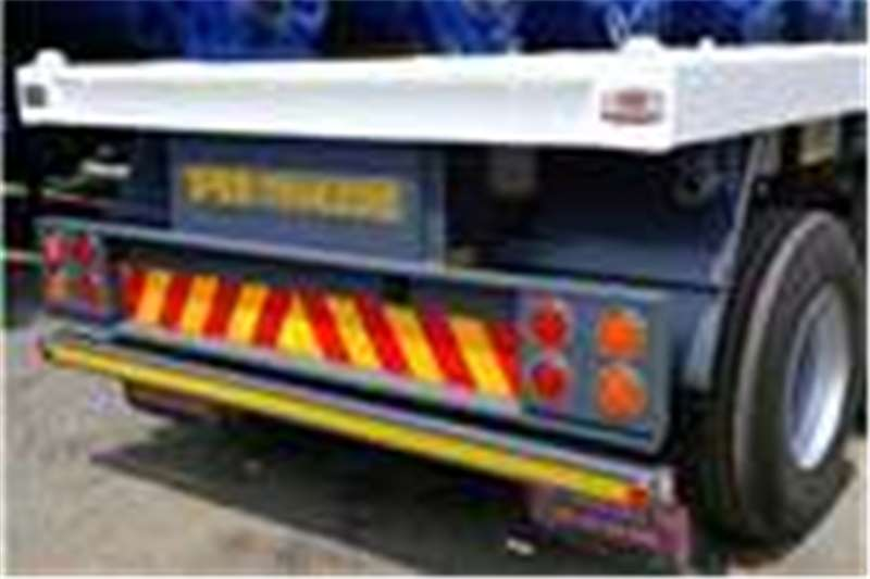 PR Trailers Superlink Super Link Trailers