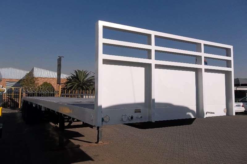 Roadhog Flat deck 13.4M TRI AXLE FLATDECK Trailers