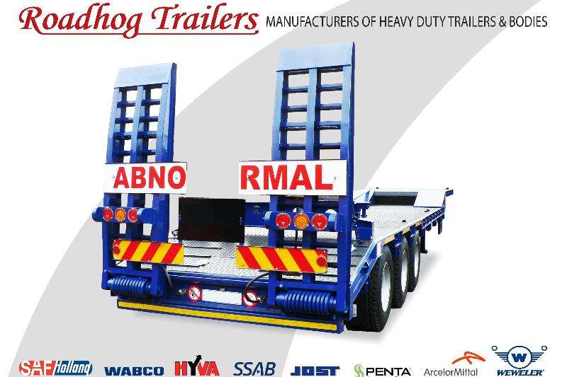 Trailers Roadhog Stepdeck 30 Ton Stepdeck 2017