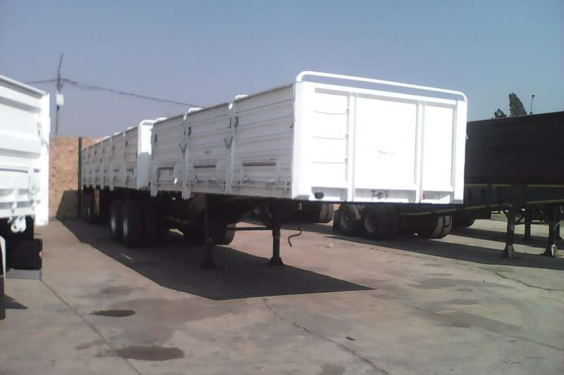 SA Truck Bodies Dropside Dropside Superlink Trailers