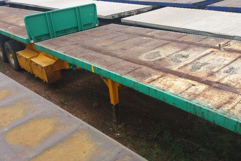 SA Truck Bodies Flat deck Flatdeck interlink Trailers