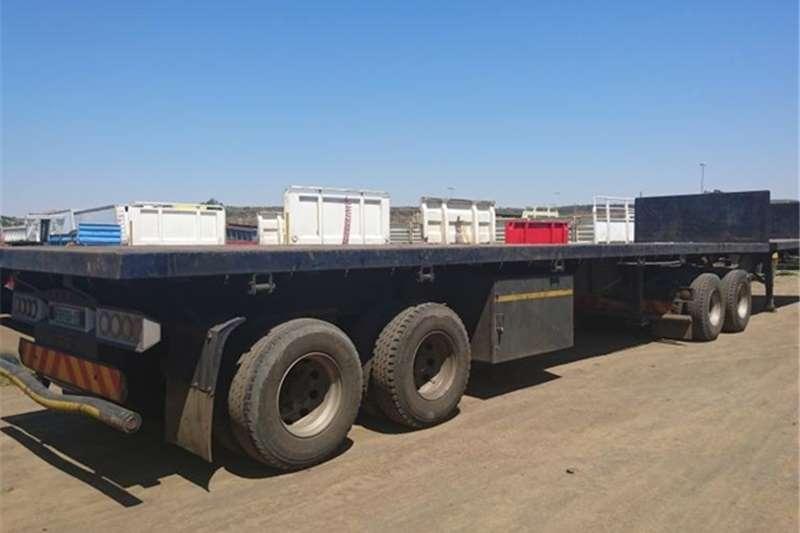 SA Truck Bodies Flat deck Superlink Flatdeck Trailers