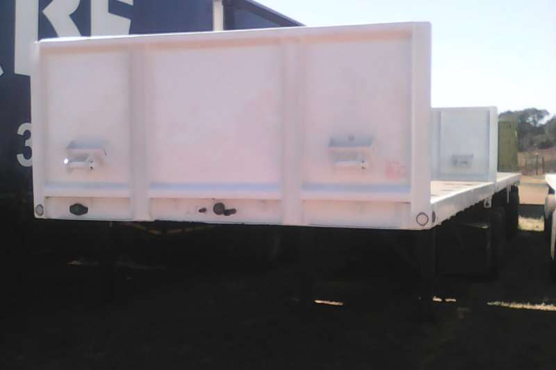 SA Truck Bodies Flat deck Superlink Flatdeck Trailers