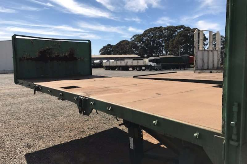 SA Truck Bodies Flat deck Superlink Flatdeck Trailer Trailers