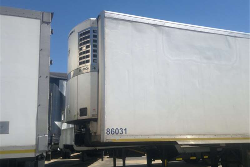 SA Truck Bodies Insulated fridge unit FRIDGE CLOSED BODY . Trailers
