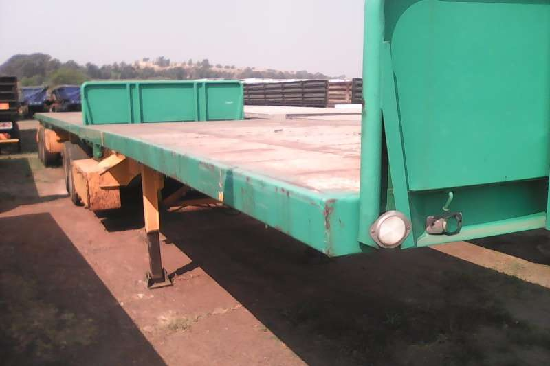 SA Truck Bodies Interlink Interlink Flatdeck Trailers