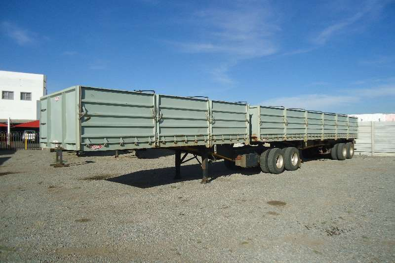 Trailers SA Truck Bodies Mass Side SATB MASSIDE SUPERLINK 2016
