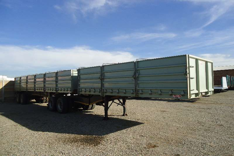 SA Truck Bodies Mass side SATB MASSIDE SUPERLINK Trailers