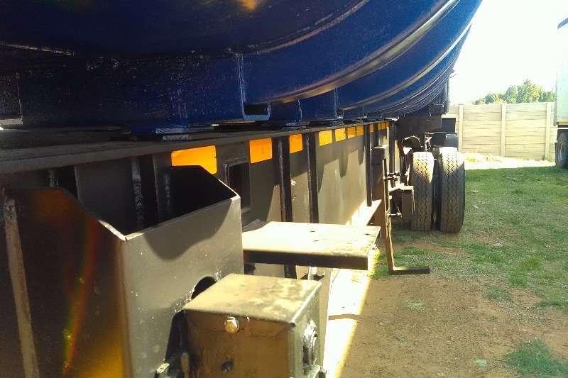 SA Truck Bodies Side tipper 50cm3 link side tipper Trailers
