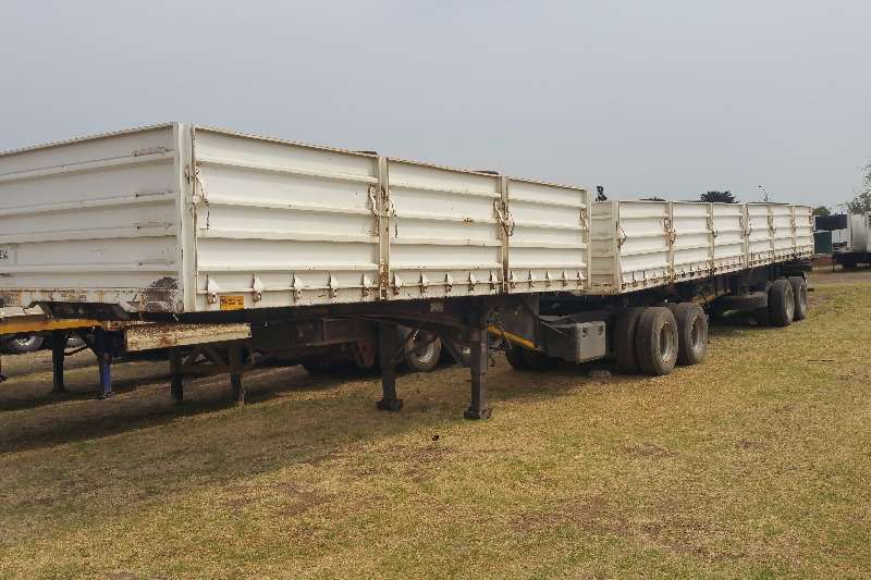 Trailers SA Truck Bodies Side Tipper Dropside Side Tipper Superlink 2013
