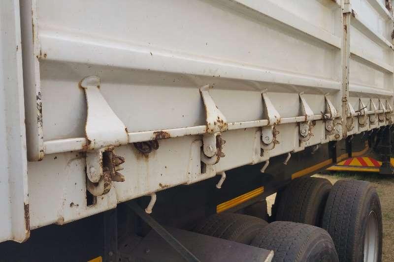 SA Truck Bodies Side tipper Dropside Side Tipper Superlink Trailers