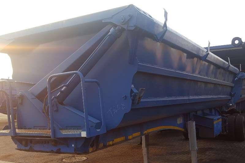 SA Truck Bodies Side tipper SATB SIDE TIPPER Trailers