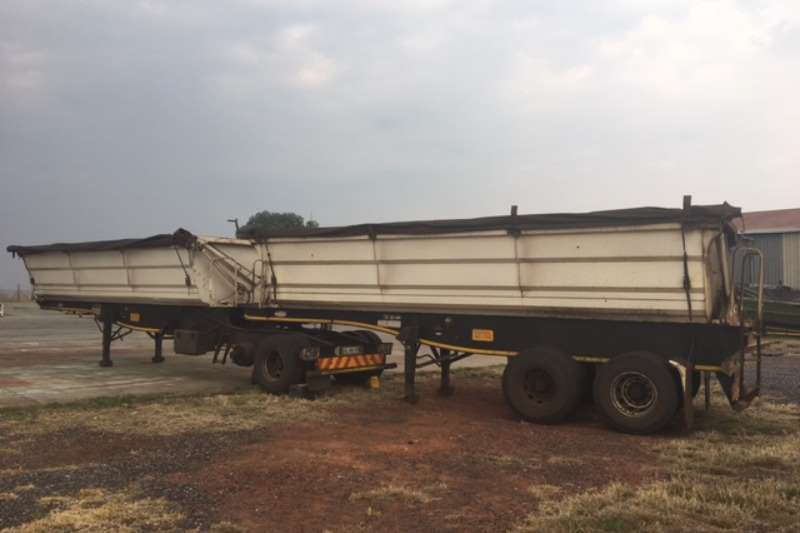 SA Truck Bodies Side tipper SIDE TIPPER LINK Trailers