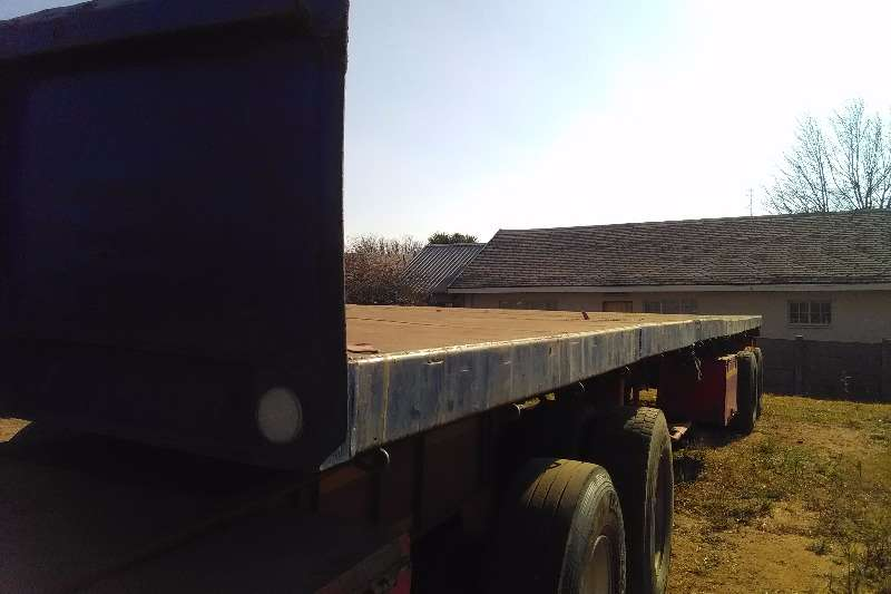 SA Truck Bodies Superlink 1999 SA Bodies Super Link Trailers