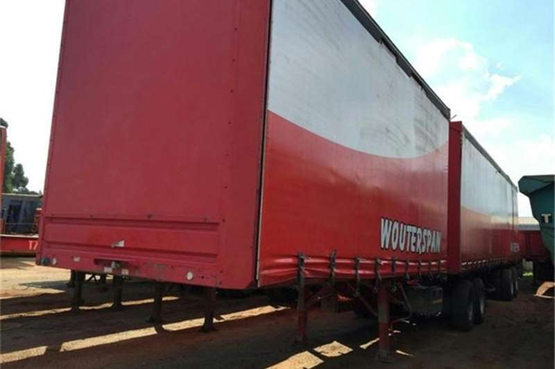 SA Truck Bodies Superlink SATB Superlink Tautliner Trailers