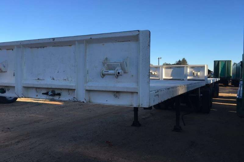 SA Truck Bodies Superlink Superlink Flatdeck Trailers