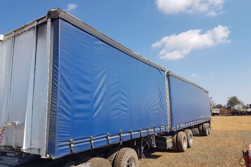SA Truck Bodies Tautliner SA Truck Bodies Tautliner Link Trailers