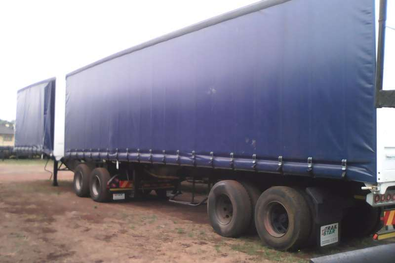 Trailers SA Truck Bodies Tautliner Tautliner Superlink 2008