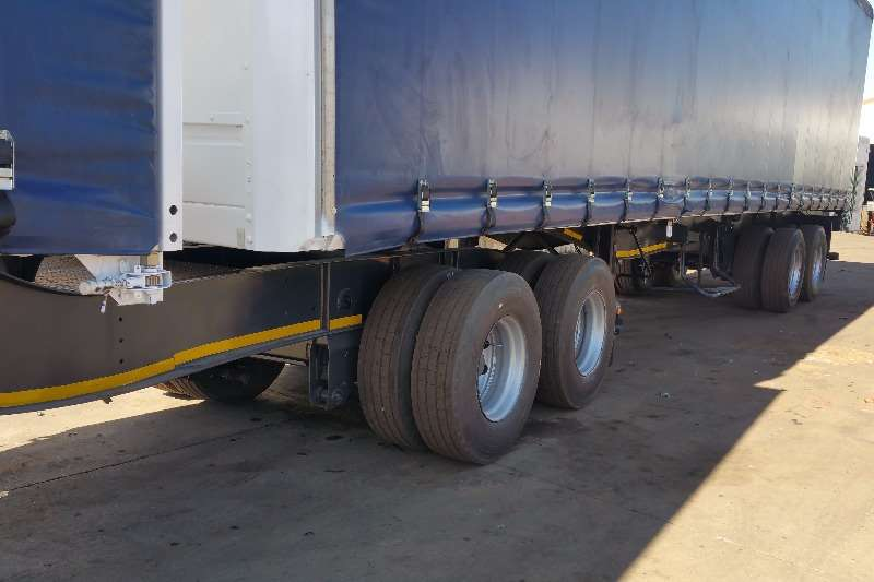 SA Truck Bodies Tautliner Tautliner Superlink Trailers