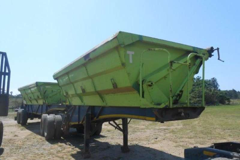 Trailers SA Truck Bodies Tipping Bulk Trailer 0