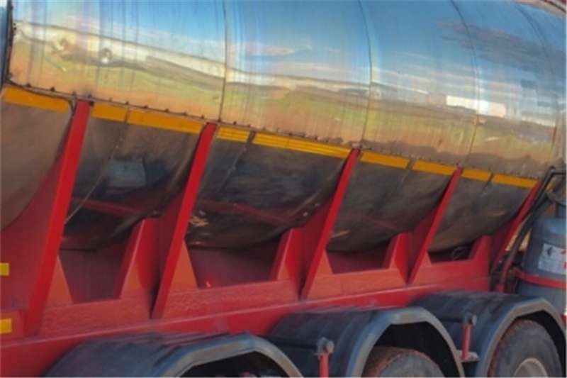 Samtor Bitumen Tri Axle 32 500lt Trailers