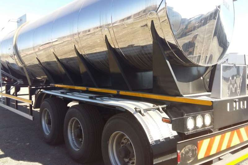 Samtor Stainless steel trailer Various Used Stainless Steel Tankers Available Trailers