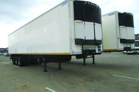 Trailers Serco Tri Axle Reefer- 2007