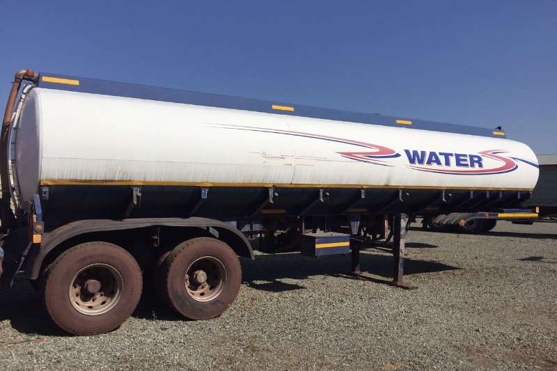 Tank Clinic Water tanker Used Tank Clinic Aluminium Water Tanker Available Trailers