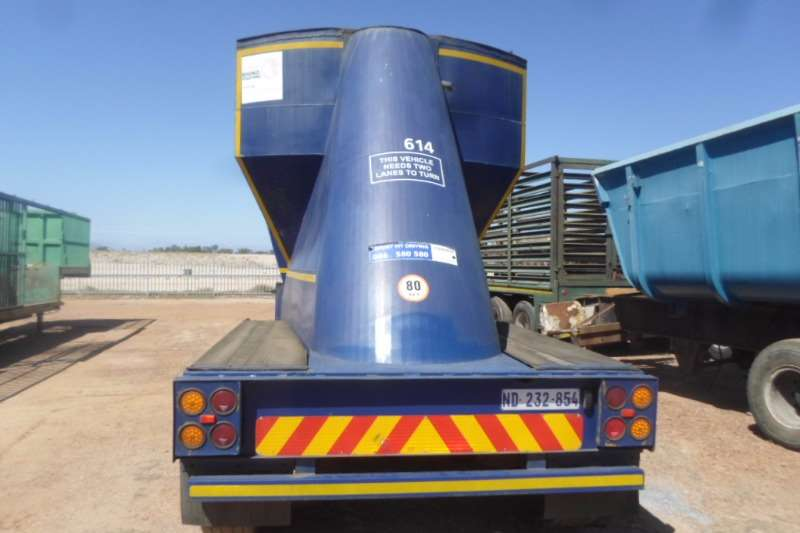 TEE Bottom Dump Interlink TEE Bottom Dump Interlink Trailers