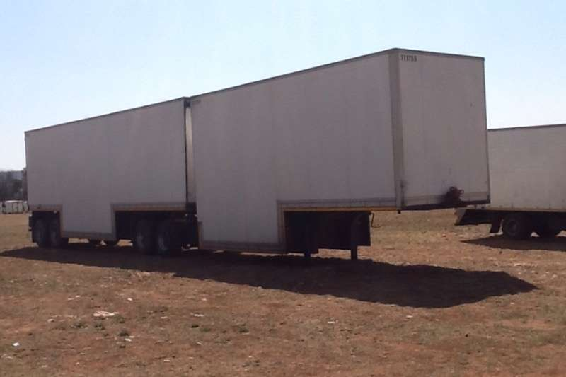 Trailers TFM Well Deck Well deck 2012