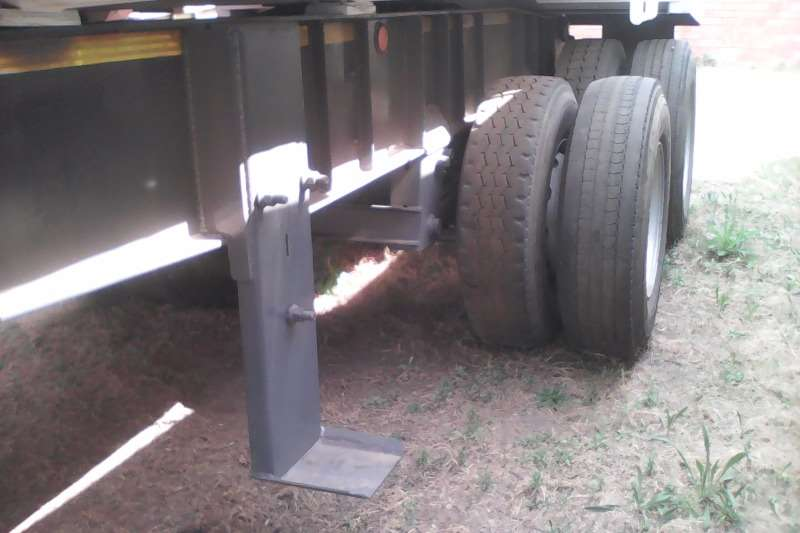 Top Trailer End tipping Tandem end tipper Trailers