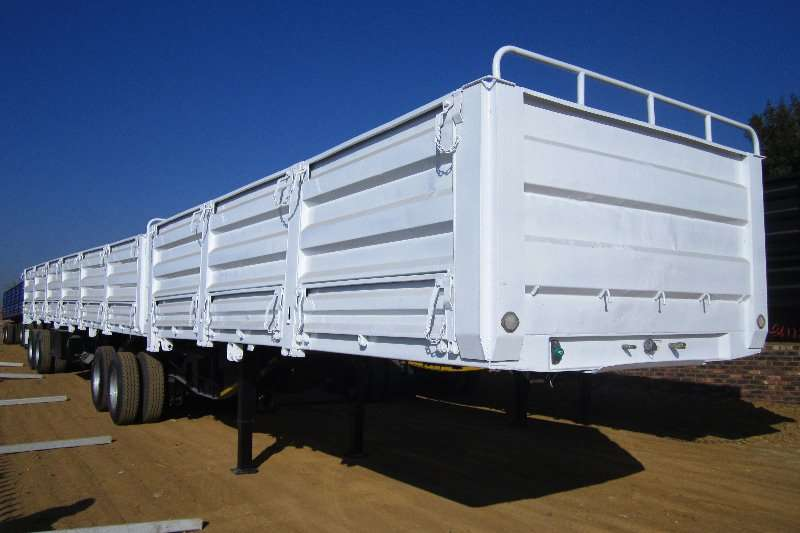 Top Trailer Mass Side Trailers