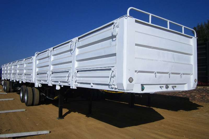 Trailers Top Trailer Mass Side 2008