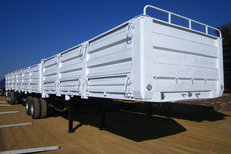 Top Trailer Mass side 2008 TOP Trailers Trailers