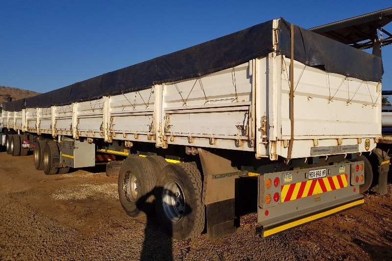 Top Trailer Mass side Mass Sides Link with small grain doors Trailers