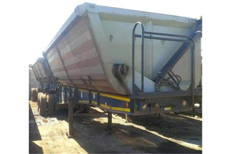 Trailers Top Trailer Side Tipper Link Side Tipper  2011