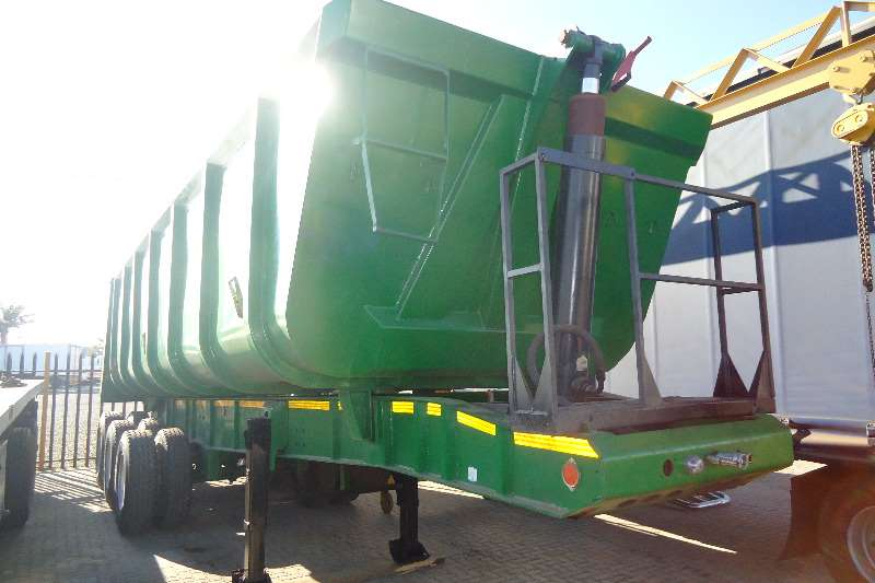 Trailers Top Trailer Slope Deck TOP TRAILER SLOPER TRIAXLE 2011