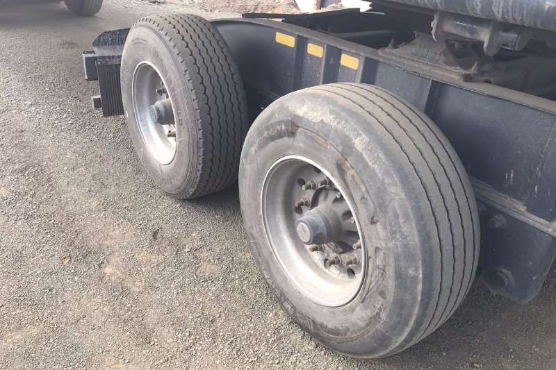 Top Trailer SUPER LINK FLATDECK Trailers