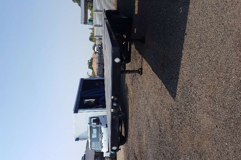 Trailers Top Trailer Superlink TOP TRAILER SUPERLINK ( ALUMINIUM RIMS) 0