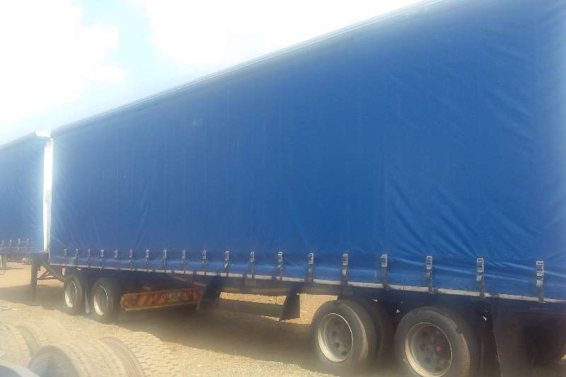 Top Trailer Tautliner Volumax Top Trailer Trailers