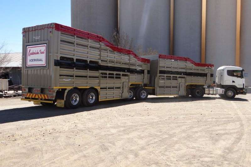 Trailord Cattle body Cattle King Trailers