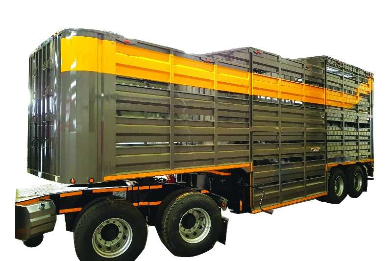 Trailord Cattle body Cattle Trailer Trailers