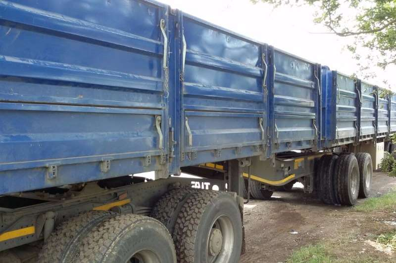 Trailord Dropside Afrit Dropside Interlink Trailers